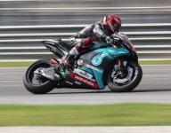 Quartararo claims first career MotoGP pole at Jerez