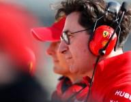 Ferrari slowly closing gap to Mercedes - Binotto