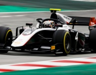 De Vries dominates Spanish F2 Sprint