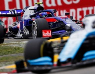 Toro Rosso not getting the results it deserves - Albon