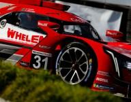 Derani speeds through opening Detroit GP practice