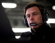 Emotional Wolff describes struggle with Lauda loss