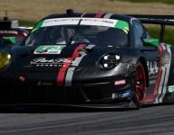 Robichon awarded Detroit IMSA GTD pole