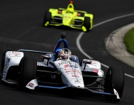 Rahals, Penske on different sides of guaranteed Indy place debate