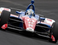 Kanaan tops the times on Carb Day