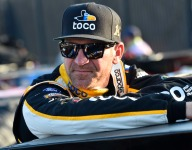Newman, Bowyer on-track scuffle carries to pit lane
