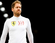 Vettel: Ferrari not 'as bad as it looks'
