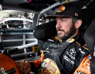 Truex searching for 'mile-and-a-half program' confidence