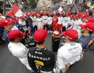 F1 figures turn out for Lauda mass in Vienna