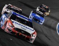 Stenhouse encouraged by Charlotte pace