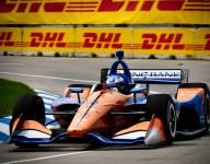 Dixon tops opening practice in Detroit