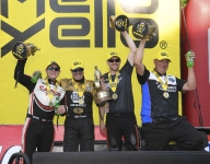 Torrence, Capps, Butner, Hines are Virginia Nat'ls winners