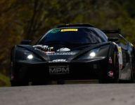 Elghanayan grabs first GT4 America Sprint pole at CTMP