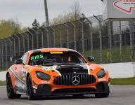 Szymczak/Fassnacht GT4 America SprintX Race 2 winners