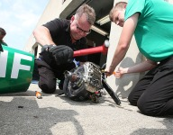 All hands on deck to salvage Juncos Indy qualifying effort