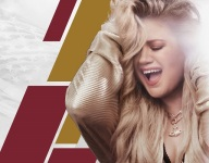 Kelly Clarkson returns to sing national anthem for Indy 500