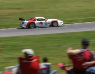 Bruised and battered Dyson dominates Lime Rock Trans Am
