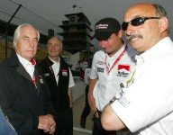 How Roger Penske changed the Indy 500, Ep 15, with rivals Rahal, Brown and Hull