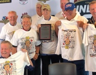 Robin Miller recognized with award for contributions to IndyCar