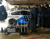 Four drivers sent to rear for Dover start