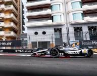 Rowland wins Monaco E-Prix pole but will start fourth