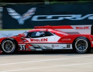 Derani fast again as speeds climb in second Detroit practice