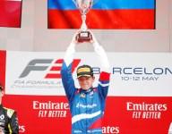 Shwartzman wins first FIA F3 race after penalty