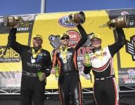 Capps, Hines, Torrence, winners all at NHRA Southern Nat'ls