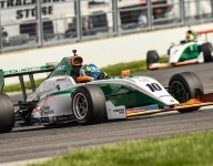 Lindh's Indy Pro 2000 clean sweep at IMS