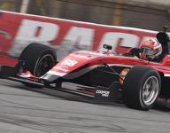 Frost, Kaminsky secure first Road To Indy poles