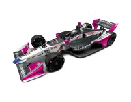 Andretti back in the pink for Detroit