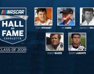 Baker, Gibbs, Labonte, Stewart and Wilson named to NASCAR HoF