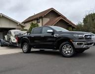 SportsCar magazine test: 2019 Ford Ranger