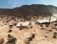 NORRA Mexican 1000: San Felipe to Bay of L.A., and Bay of L.A. to Loreto