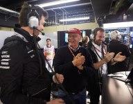 Mercedes mourns 'irreplaceable' Lauda