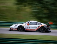 Long/Hargrove showing the Wright stuff in Blancpain GT