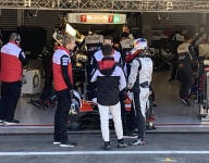 Hartley gets first taste of LMP1 Toyota at Spa
