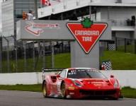 Molina/Vilander Ferrari a World Challenge winner at CTMP