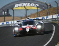 Toyota paces Le Mans Test Day, Corvette tops GTE Pro