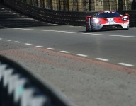 Farewell Ford GTs at Le Mans with Mark Rushbrook, Joey Hand and Mike Hull