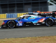 Alpine considering move to WEC's top class