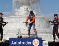 Ericsson keeps his cool en route to first IndyCar podium