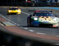 Lindsey closing in on GTE Am title