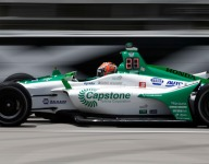 Rossi's Texas green no threat to Herta's backing