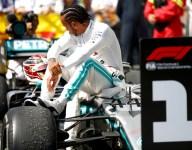 'I forced Vettel into a mistake' - Hamilton