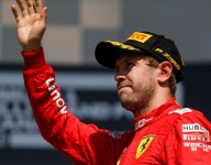 Vettel accuses stewards of stealing victory from Ferrari