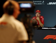 'F1 not the sport I fell in love with' - Vettel