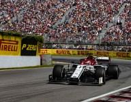 Raikkonen says Alfa Romeo lagging in updates