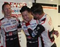 Kobayashi secures pole for Toyota at Le Mans