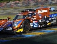 LM24 Hour 4: Battle for the LMP2 lead heats up